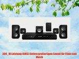 Philips HTB3560/12 5.1 3D Blu-ray Heimkinosystem (HDMI Full HD 300 W DivX iPod/iPhone/MP3 Link)