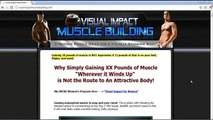 Visual Impact Muscle Building Kit