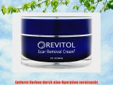 Revitol Scar Removal Cream - Remove Scars Reduce Acne Scars Treatment with Acne Scar Removal
