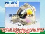 HITACHI DT00821 - PHILIPS Ersatzlampe ohne Geh?use - HITACHI CP-X264 CP-X3 CP-X3W CP-X5 CP-X5W