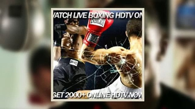 Watch - Tony Harrison v Antwone Smith - hbo friday night boxing - friday night boxing live - friday night boxing schedule 2015