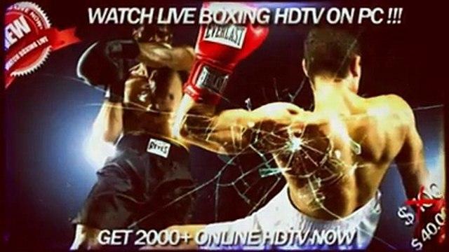 Watch - Alvaro Rodriguez vs. Javier Venteo - friday night boxing 2015 - friday boxing - espn friday night boxing live
