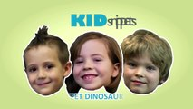 """Kid Snippets: """"Pet Dinosaur"""" (Imagined by Kids)"""