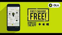 Get FREE Ola Cab Ride worth 300/- (no need to pay cash)