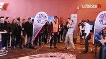 Un championnat du monde étudiant… de lancer d'avions en papier
