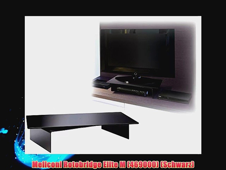Meliconi Tv Meubel.Meliconi Rotobridge Elite M 469000 Schwarz