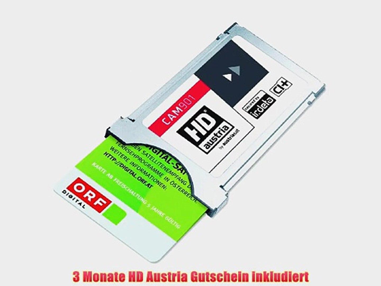 Hd Plus Modul Karte Einsetzen.Hd Austria Ci Modul Mit Orf Karte Und 3 Monate Hd Austria Gratis