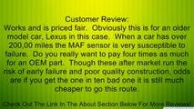 Toyota Lexus Scion Mass Air Flow Sensor Meter MAF # 22204-07010 22204-22010 22204-21010 22204-0D030 Review
