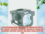 PJxJ Ersatzlampenmodul BHL-5009-S mit Gehause f?r JVC DLA-HD1 / DLA-RS1 / DLA-RS1U / DLA-HD100