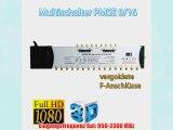 Multischalter Neuhaus PMSE 9/16 HQ mit Netzteil FullHD HDTV 3D NEU