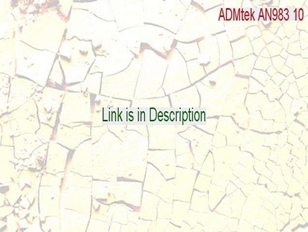 ADMTEK ADM8513 NIC DRIVER FOR WINDOWS 10