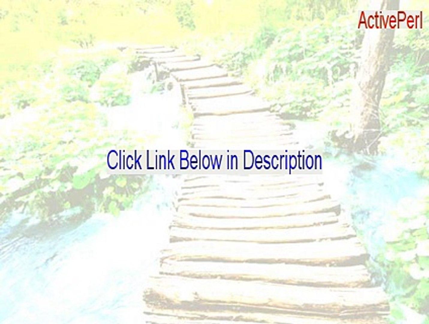 ActivePerl (Windows) Crack (activeperl 5 16 download 2015