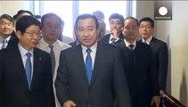 Südkoreas Polizei prüft nach Messerattacke Verbindungen zu Nordkorea