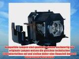 Ersatzlampe SUPER ELPLP54 geeignet f?r die Beamermodelle EPSON: EB-X8 EB-W8 EB-W7 EB-S72 EB-S82