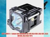 BHL-5009-S - Lampe mit Geh?use f?r JVC DLA-HD1 DLA-RS1 DLA-HD100 DLA-RS2 TV'S