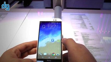 MWC 2015 HTC One M9 İlk Bakış