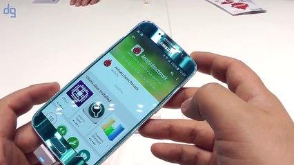 MWC 2015- Samsung Galaxy S6 Ön inceleme