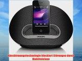 Philips DS3150/12 Docking-Lautsprecher f?r iPod/iPhone (Fernbedienung MP3 Kabel USB Kabel)