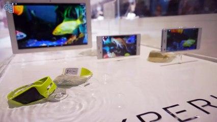 MWC 2015 Sony Xperia M4 Aqua Ön İnceleme