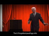 11 Forgotten Laws  The Law of Obedience - With Bob Proctor