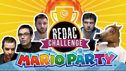 Vidéo Mario Party 10 : Rédac Challenge