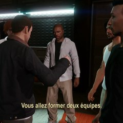 Grand Theft Auto V - Les Braquages
