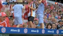 Bayern Munich All Stars vs Manchester United All Stars 3 - 3 All Goals And Highlights 2014 HD