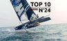 Top 10 Extreme Sports Videos n° 24 : The most talented young sailors of the world are flying to the America's cup