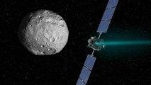 Dawn s'apprête à sonder les mystères de la planète naine Cérès