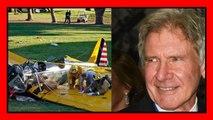 Incidente aereo per Harrison Ford: l'attore sta bene
