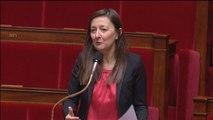 """Karine Berger : """"Donner la parole au ministre avant d'avoir l'avis de son cabinet"""""""