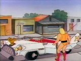 Hulk Hogan's Rock 'N' Wrestling 24 Junkyard Dog's Junkyard Dog & My Fair Wrestler (Animated80's)
