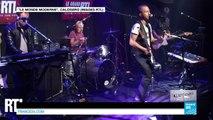 Calogero : un chanteur plus musicien que rockstar