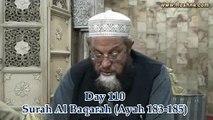 110--Dars e Quran (Masjid e Shuhada) 03-03-2015 Surah Al-Baqarah 088