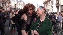 Fashion Week : le défilé, c'est aussi dans la rue