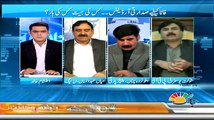 Pakistan Aaj Raat ~ 6th March 2015 - Pakistani Talk Shows - Live Pak News