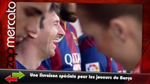 Altercation entre David Luiz et Ibrahimovic, un cadeau spécial pour le FC Barcelone... Le zapping Top Mercato !