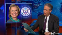 Late-night laughs: Hillary Clinton e-mail edition