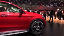 Mercedes-Benz GLE 450 AMG 4MATIC Coupé at 2015 Geneva Motor Show