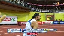 Championnats d'Europe d'athlétisme : triplé français historique sur le 60 m haies
