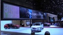Qoros 3 City SUV Premiere at 2015 Geneva Motor Show