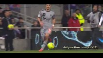 Goal Ben Yedder - Toulouse 1-4 Marseille - 06-03-2015