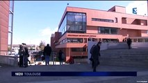 19/20 France 3 Toulouse : AG à l'université Jean Jaurès à l'appele l'UNEF contre le manque de moyens