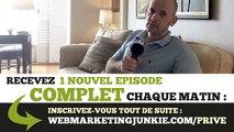 Ça y est ! Le premier podcast Webmarketing Junkie est dispo ! - WebmarketingJunkie.com