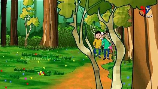 Abdullah Saving Water Islamic Cartoons for children urdu