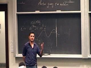 Lecture 9b, 4th Feb 2014