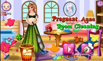 Pregnant Anna Room Cleaning - Let's Help Anna in Anna Room Cleaning