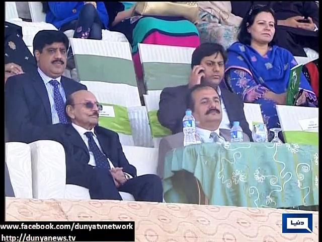 Dunya News- The Horse and Cattle Show comes as a breath of fresh air: Sindh Chief Minister Qaim Ali Shah