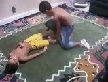 Small WWE Small Boyes