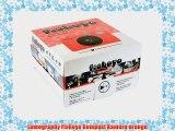 Lomography Fisheye Kompakt Kamera orange